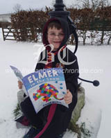 C1810097 snow world book day higgins