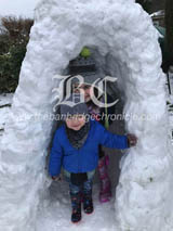 C1810142 snow day fort