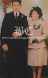 C1811504 bygone wedding pic 1943