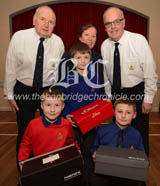 C1913311 First Loughbrickland Boys Brigade Shoe Box Appeal