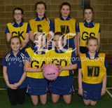 CS1813312 Banbridge Council Year 8 Netball Tournament 5