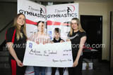 CS1817171 dynamic gymnastics autism cheque