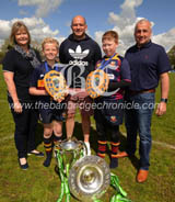 CS1820304 Banbridge Rugby Club Mini Awards 3