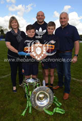 CS1820306 Banbridge Rugby Club Mini Awards 5