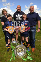 CS1820307 Banbridge Rugby Club Mini Awards 6