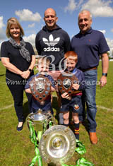 CS1820310 Banbridge Rugby Club Mini Awards 8