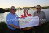 CS1722167 bb angling club hospice cheque