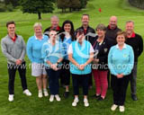 CS1924806 GOLF Irish Mixed Foursomes team