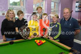 CS1725601 YOUTH CLUB junior pool winners