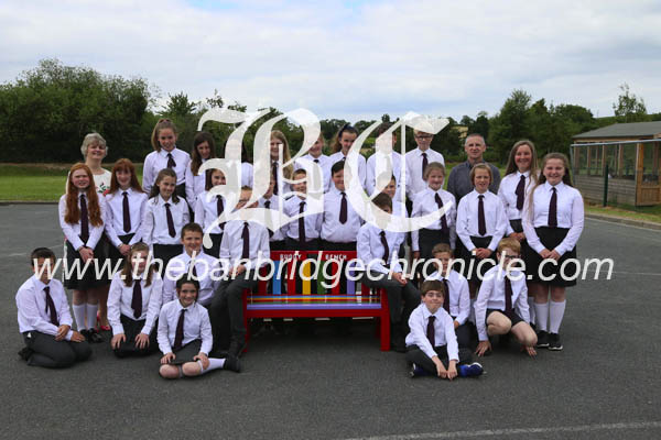 C2125066 bronte ps leavers bench