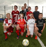 CS1726302 Ambassadors Soccer Camp Rathfriland High School 2