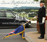 C2028312 Rathfriland Royal British Legion 104th Anniversary Battle of the Somme Commemoration 5