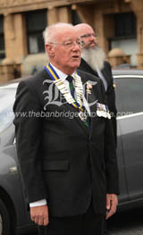 C2028313 Rathfriland Royal British Legion 104th Anniversary Battle of the Somme Commemoration 1