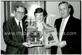 C2030028 bygone 1988 Walsh newsagent of the year award 0979