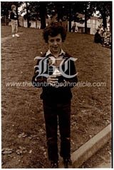 C2005010 bygone 1985 edenderry ps stephen clydesdale