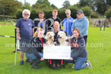 C1950502 Hounds for Heroes cheque