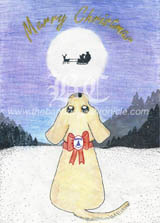 C2052717 Hounds card