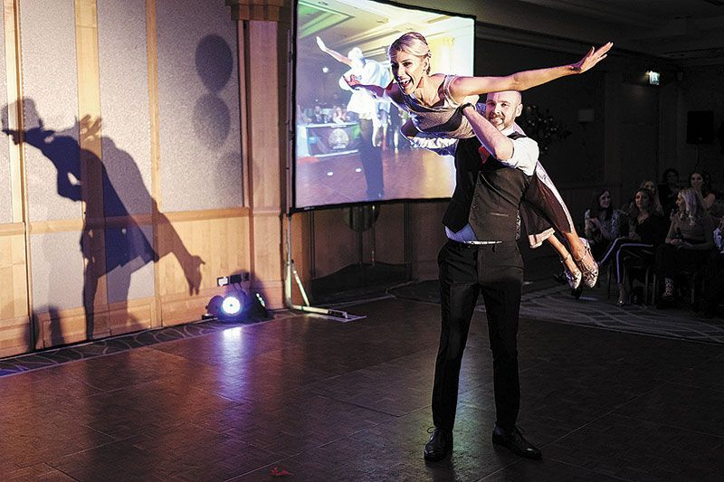 Dentists hit the dance floor for Make-A-Wish