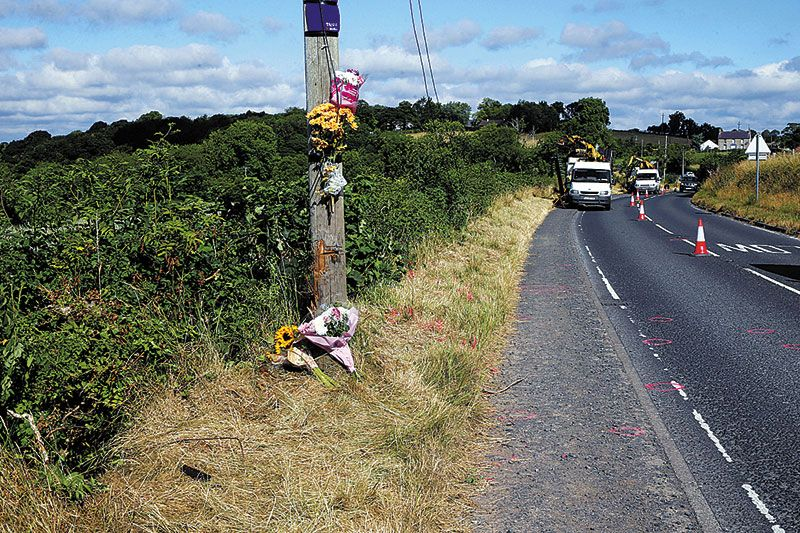 Renewed road safety call following fatality