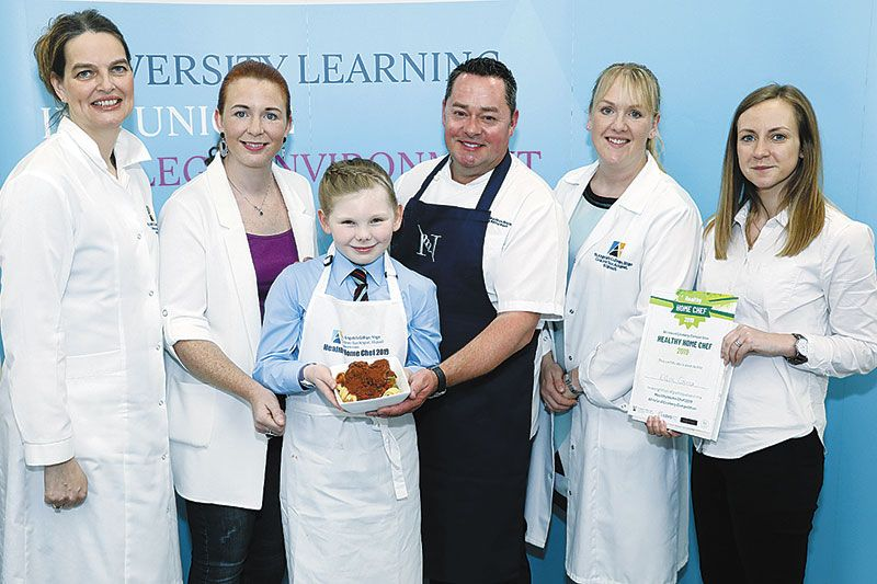 Pupil Ellen's pasta dish wows all-Ireland judges