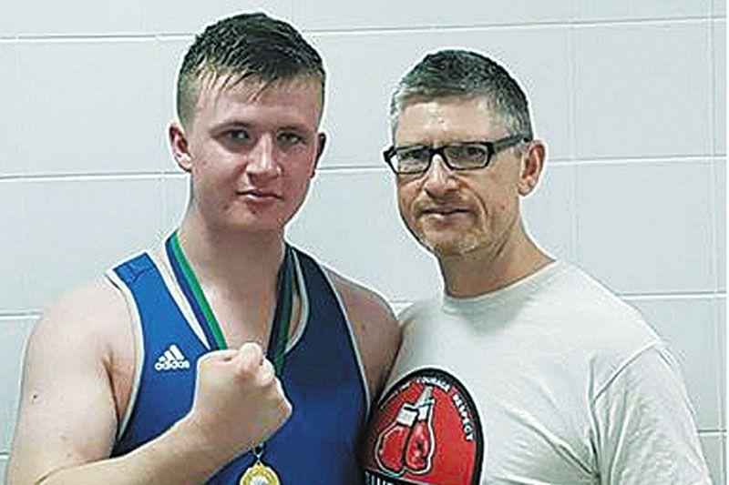 CASEY CROWNED NI CYP CHAMPION