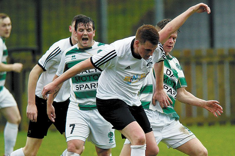 Holders dumped out of Border Cup