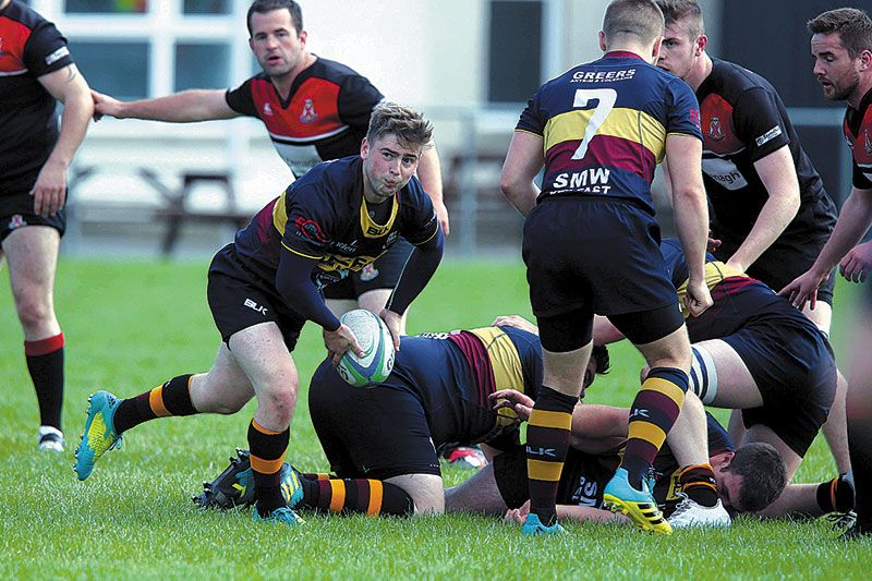 Early cup exit but Bann still making progress