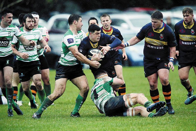 Two-in-a-row as Bann claim another AIL win