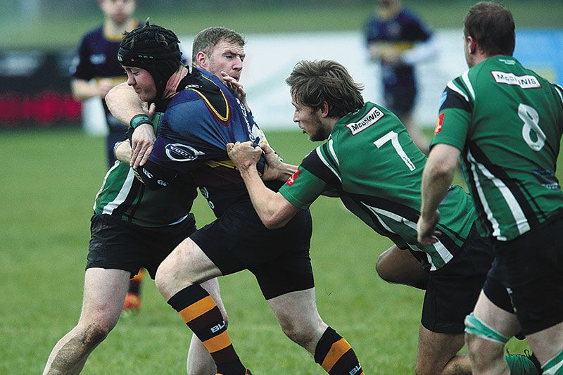 Thirds blow Derry away with free-flowing rugby