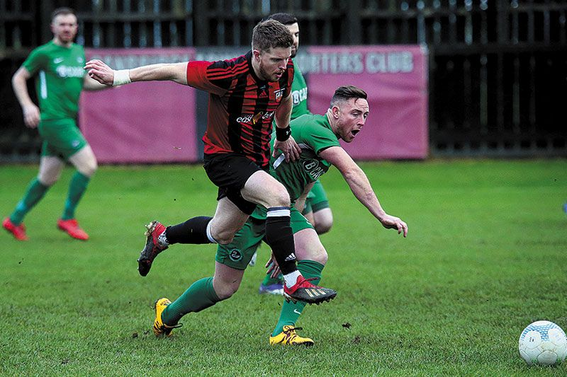 Town rue missed chances  against their bogey team