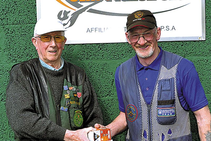 Shooting for success in Willie Hughes Cup