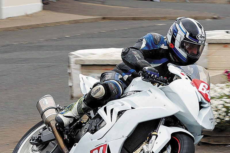 Return to thrilling road racing action at Armoy