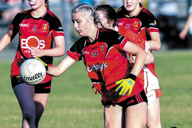 Semi-final disappointment for Down