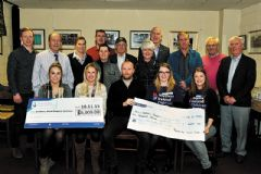 Lions Club raises £12,000 for two charities