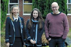 Global learning at Dromore HS