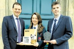 Rachel clinches top prize with 'Kidzcount' device