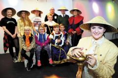 'Uncle Hugo' set to star in E2A's Aladdin panto