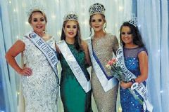 Proud moment for Ultimate Beauty's 'Team Leeanne'