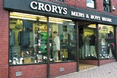 Crorys bids fond farewell after 47 years trading