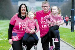 Gary gears up for 5k race one year after treatment