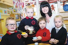 Fundraising to boost nursery school funds