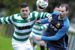 Celtic get the better of Scarva Rangers