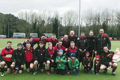 Thirds clinch cup at wintry Stormont