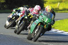It's Hickman at the double at Dundrod – but Anderson has a day to remember, too