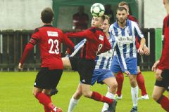 'Slane slain by Town in Bob Radcliffe Cup