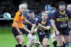 Thompson the hero as Bann clinch last-gasp victory