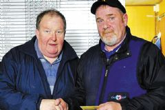 Dale bags first of the festive season's prizes