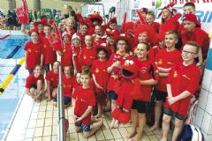 Swimmers are gearing up to make a splash in new season