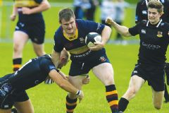 Training pays dividends as speedy Bann secure victory