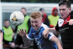 Cometh the hour, cometh Cahoon! Josh bags magnificent hat-trick
